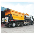 Asphalt Synchronous Chip Sealer for Road Construction